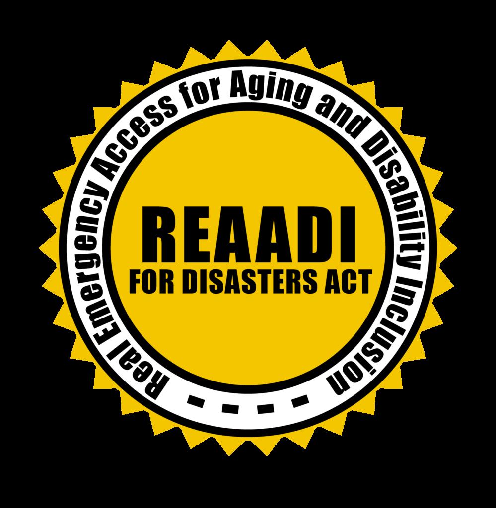 Yellow Sun REAADI Logo